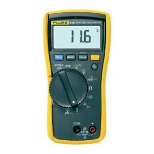 Fluke 116 Multimeter Hvac Temperature Microamps