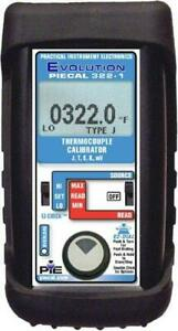Pie 322 1 Automated Thermocouple Calibrator