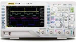Rigol Ds1104z 100 Mhz Digital Oscilloscope With 4 Channels