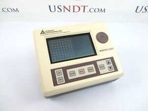 Nortec 23st Eddy Current Flaw Detector Ndt Olympus Ultrasonic Panametrics