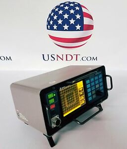 Nortec 24 Eddy Current Flaw Detector Ndt Olympus Ultrasonic Panametrics Hocking