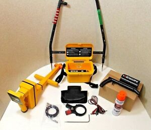 3m Dynatel 2273m id Cable pipe fault Locator Set W A frame 100 Tested
