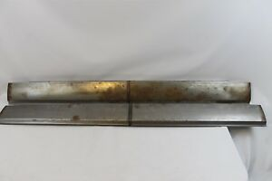 1971 74 Detomaso Pantera Rocker Panels New Reproduction Pair Left And Right