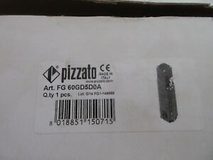 Pizzato Fg 60gd5d0a Safety Switch With Solenoid And Separate Actuator