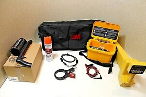 3m Dynatel 2273 Cable pipe fault Locator Set W Bag 100 Tested