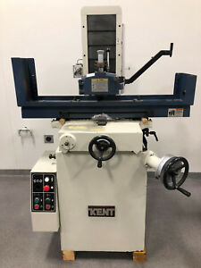 Kent Model Kgs 616s Surface Grinder Manual Machine