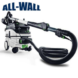 Festool Planex Drywall Sander W case Extension Dust Extractor Vacuum Pro Set