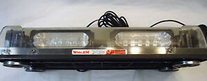Whelen Responder Mini Led Lightbar 500 Series