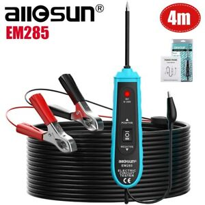 All Sun Em285 Power Probe Car Electric Circuit Tester Electrical System Tools