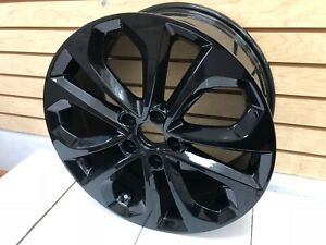 18 Honda Accord Sport 2013 2014 2015 Factory Oem Rim Wheel 64048 Gloss Black N