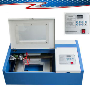2018 Usa co2 Laser Engraving Cutting Machine Engraver Cutter Usb Port Durable