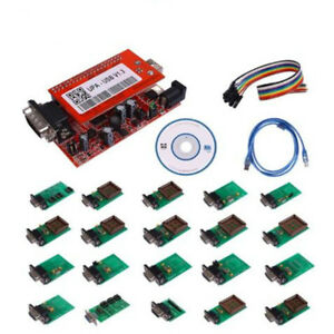 Ecu Programmer Upa Usb With Full Adapter Ecu Chip Tunning Tool Support Mulit Car