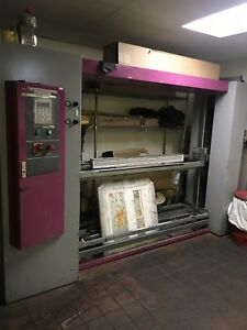 Kiwomat Screen Coater
