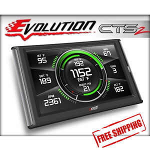 Edge Evolution Cts2 Diesel Tuner For 00 03 Ford Excursion 7 3l Powerstroke 100hp