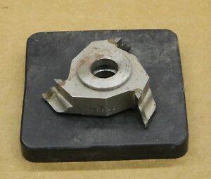 Rockwell Shaper Cutter 43 996 Carbide