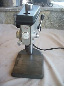 Servo 7 Variable Speed Sensitive Precision Benchtop Drill Press 7000