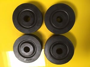 71 89 Detomaso Pantera Motor Mount Rubber set Of 4