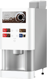 Fuji Electric Fresh Bean To Cup Commercial Coffee Machine