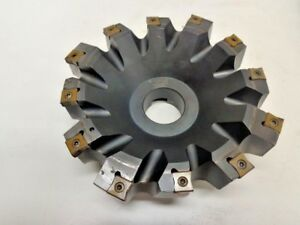 Ingersoll Indexable Face Mill Cra72253r10 Stk11581k