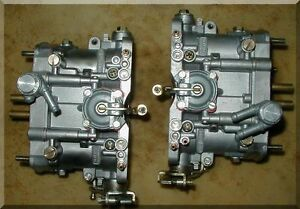 Vw Dell Orto Drla 40 Carburetors