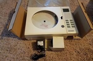 8 Dickson Transcat Chart Recorder Thdx New Old Stock With Keys