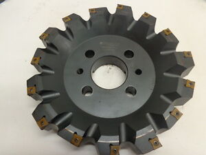 Ingersoll Indexable Face Mill Cra99262r12 Stk11582k