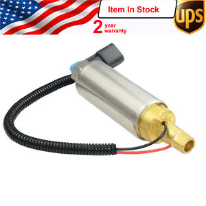 Electric Fuel Pump For Mercruiser Efi Mpi V8 305 350 454 502 861156a1 Ph500 m014