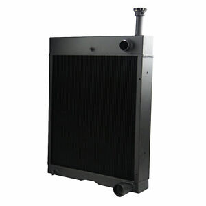 Fit International Tractor Radiator 766 886 966 986 1066 1086 1466 1486 71611c1