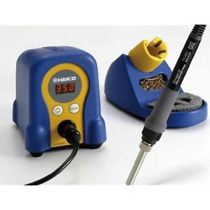 Soldering Stations Hakko Fx888d29by p Esd safe Digital W Fx8801 Iron T18d16 Tip
