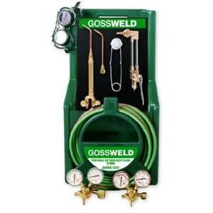 Welding Equipment Accessories Goss Ka 425 m Series Oxy acetylene Welding Kit