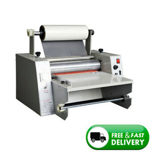 14 Roll Laminating Machine Hot Cold Laminator Single double Laminating Machine