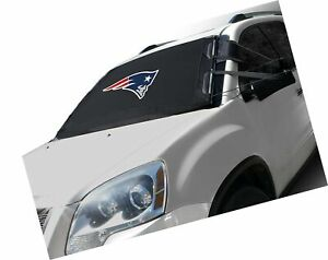 Frostguard Nfl Premium Winter Windshield Cover For Snow Frost And Ice Cold