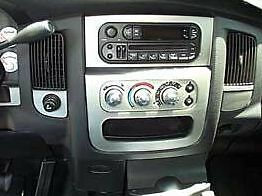 2002 2003 2004 2005 Dodge Ram 1500 2500 3500 Interior Aluminum Dash Trim Kit Set