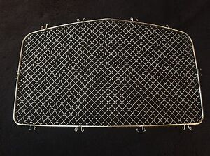 Bentley Eight Turbo R 1987 94 Radiator Shell Grille Mesh Ub43364 Nos Oem New