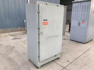 2007 7000 Series Asco 800 Amp 208 Volt Transfer Switch Nema 3 W Service En