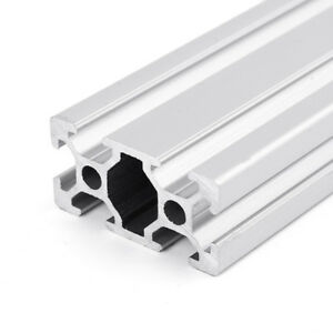1000mm Length 2040 T slot Aluminum Profiles Extrusion Frame For Cnc