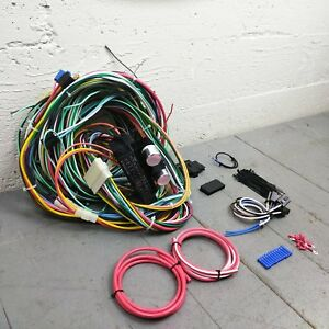 1967 1976 Ford Thunderbird Wire Harness Upgrade Kit Fits Painless Fuse Block