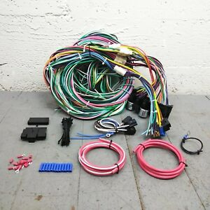 1965 1970 Impala Biscayne Brookwood Wire Harness Upgrade Kit Fits Painless Kic