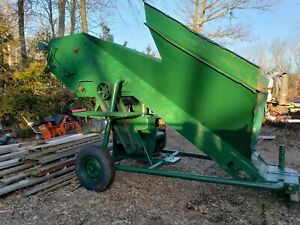 Morbark 4 Cyl Ford Gas Wood Chipper Woodchipper