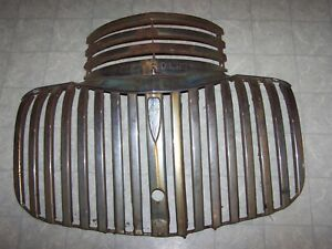 1941 1942 1946 Chevy Pickup Truck Original Grill Chevrolet 41 42 46 Grille