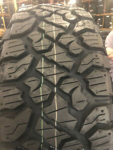 4 New 275 55r20 Kenda Klever Rt Kr601 275 55 20 2755520 R20 Mud Tire At Mt 10ply