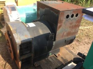 Newage Stamford Generator End 450 Kw Good Used Tested 3 Phase