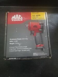 Awp050m Mac Tools 1 2 Mini Impact Wrench