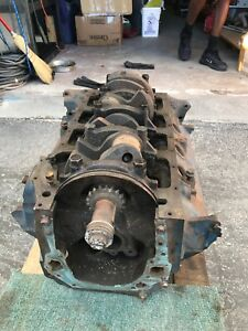 Ford 1973 351 Cleveland Engine D2ae ca With Crankshaft