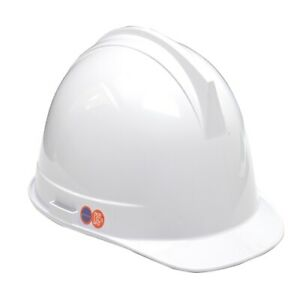 Smato Sh821w Hard Hat Construction Safety Helmet Falling Objects Anti shock 10ea