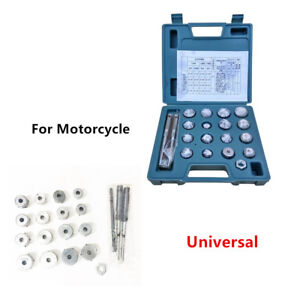 Universal Valve Seat Reamer Motorcycle Repair Displacement Cutter Tool Accessory
