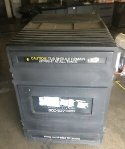 Shipping Case Crate With Wheels For Trade Show Exhibit 40 X 57 X 54