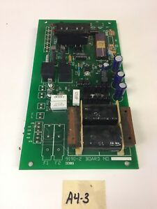 Unitrol Electronics Board 9190 2 Used Warranty Fast Shipping