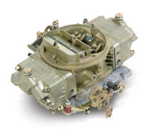 Holley Remanufactured Carburetor Double Pumper 850 Cfm 4781