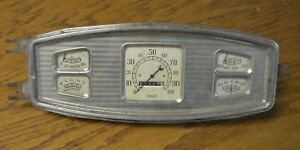 1933 Dodge Oem Dash Gauge Cluster Panel Hot Rod Custom Scta Vintage Flathead Old